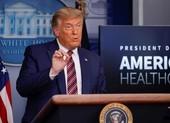 Ông Trump kêu gọi người ủng hộ 'về nhà'