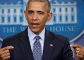 Ông Obama: 'Lịch sử sẽ ghi lại cuộc bạo loạn ở Điện Capitol'