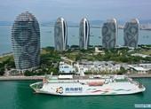 Trung Quốc nối lại tour du lịch phi pháp ra Hoàng Sa