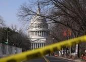 Video: Điện Capitol bất ngờ bị phong tỏa
