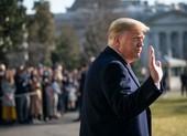 Ông Trump chuẩn bị rời Nhà Trắng, gửi lời chúc chính quyền mới