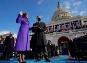 Vì sao bà Harris, Obama, Clinton chọn áo tím ngày nhậm chức