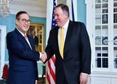 Mỹ, Philippines bàn cách củng cố phán quyết Biển Đông 2016