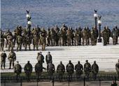 100-200 Vệ binh Quốc gia Mỹ nhiễm COVID-19 sau lễ nhậm chức