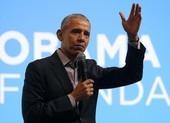 Ông Obama: Ông Trump đã 'thất bại nặng nề'
