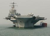 Mỹ đưa đội tàu sân bay USS Theodore Roosevelt đến Biển Đông