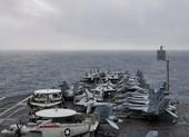 Trung Quốc lên tiếng vụ tàu sân bay Mỹ tới Biển Đông