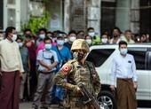 Myanmar thấp thỏm lo quốc tế trừng phạt