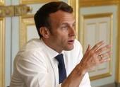 Ông Macron bất an về vaccine COVID-19 Trung Quốc