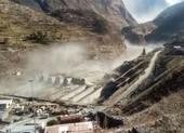 Vỡ sông băng ở Himalaya, có thể 150 người đã chết
