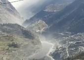 VIDEO kinh hoàng vụ vỡ sông băng ở Ấn Độ