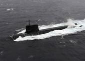 Tàu ngầm Nhật va chạm tàu Hong Kong ở gần đảo Shikoku