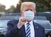 Tiết lộ sốc về bệnh tình ông Trump lúc nhiễm COVID-19
