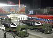 LHQ: Triều Tiên, Iran hợp tác tên lửa trong năm 2020