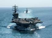 Rút tàu sân bay gần Iran, Mỹ muốn hạ nhiệt căng thẳng?