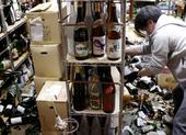 Ảnh: Động đất 7,1 độ ở Nhật, 950.000 ngôi nhà mất điện