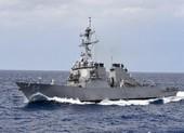 Lần thứ 2 Mỹ đưa tàu chiến qua eo biển Đài Loan thời ông Biden