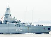 Đức điều chiến hạm đến Biển Đông, Mỹ, Trung Quốc lên tiếng