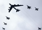 Mỹ có động thái quân sự mới đối phó Nga và Trung Quốc