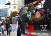Hàn Quốc ngừng trao đổi quốc phòng với Myanmar