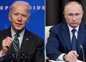 Ông Biden ra tuyên bố gây sốc về ông Putin
