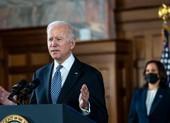 Ông Biden: Người Mỹ gốc Á phải sống trong sợ hãi 1 năm qua