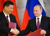 Căng thẳng với Mỹ, Nga-Trung bàn chiến lược mới