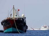 Biển Đông: Hàng trăm 'tàu dân quân' Bắc Kinh bị phát hiện