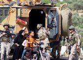 Nga không kích tây bắc Syria lần đầu sau 3 tháng ngừng bắn