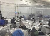 Bên trong trung tâm quản lý trẻ nhập cư trái phép vào Mỹ