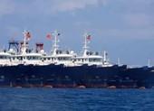 Biển Đông: Mỹ lên tiếng vụ 220 tàu dân quân Trung Quốc