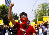 Quân đội Myanmar: Người biểu tình có thể bị bắn vào đầu