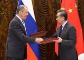 Nga-Trung khó liên minh thực chất để đối phó Mỹ