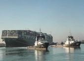 Giải cứu thành công tàu mắc cạn, nối lại tuyến kênh đào Suez