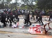 Pháp lên án bạo lực 'mù quáng và chết người' ở Myanmar