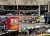 Mỹ: Xả súng siêu thị, nhiều người chết