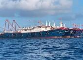 CNN: Phát hiện cấu trúc nhân tạo gần nơi tàu Trung Quốc tụ tập