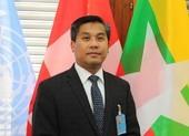 Đại sứ tại LHQ kêu gọi quốc tế ngừng ngay đầu tư vào Myanmar