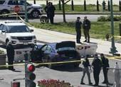 Mỹ: Tấn công bên ngoài Điện Capitol, 1 sĩ quan thiệt mạng