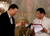 Ra loạt tuyên bố 'rắn', Manila rời lập trường 'thân Bắc Kinh'?