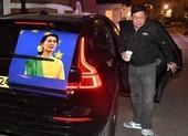 Sau khi bị 'cấm cửa', đại sứ Myanmar phải qua đêm trên ô tô