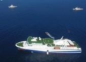 Biển Đông: TQ biến tàu tiếp tế thành trạm giám sát di động?