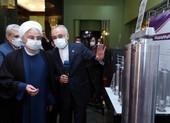 Iran cho thử nghiệm máy ly tâm làm giàu uranium thế hệ mới