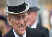 Phu quân Nữ hoàng Anh - Hoàng thân Philip đã từ trần