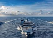 Tàu sân bay HMS Queen Elizabeth - 'đại sứ quán' Anh ở AĐD-TBD