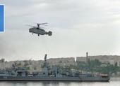 """Ukraine: Nga """"khóa"""" Biển Đen, ngăn tàu chiến của Kiev cập cảng"""
