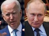 Vừa áp loạt lệnh trừng phạt, ông Biden 'xuống nước' với Nga
