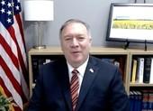 Ông Pompeo nói về khả năng thăm Đài Loan, tranh cử tổng thống