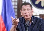 Ông Duterte bị 'thúc' đối mặt sự 'bắt nạt' của TQ ở Biển Đông