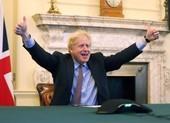 Anh-EU thống nhất điều khoản thoả thuận Brexit